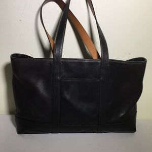 Coach 5189 Hamptons Black Large tote